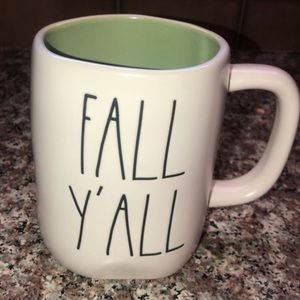 Rar dunn fall mug